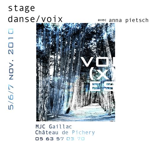 stage Anna Pietsch